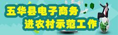 五华县电子商务进农村示范工作